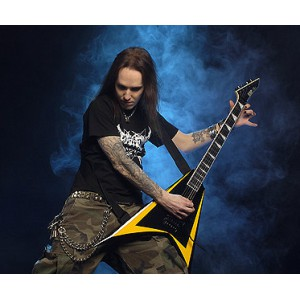 Alexi Laiho (Children of Bodom) - Żółty