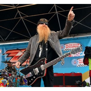 Billy Gibbons (ZZ Top) - Billy Bo Hot Rod