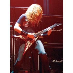Dave Mustaine (Megadeth) - Angel of Deth V