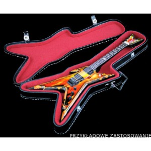 Futerał - Razorback (Czerwony)