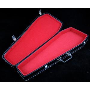Futerał - Trumna średnia (Czerwony)