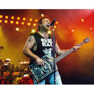Michael Anthony (Van Halen) - Jack Daniel's Bass