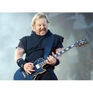 James Hetfield (Metallica) - Black Beauty