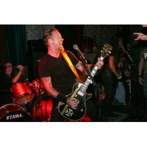 James Hetfield (Metallica) - Iron Cross Les Paul