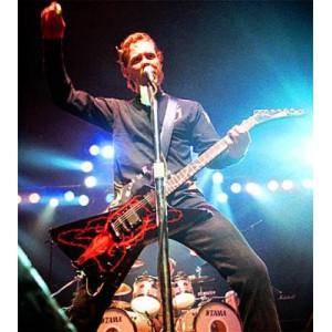 James Hetfield (Metallica) - Elk Skull Explorer