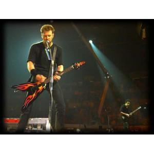 James Hetfield (Metallica) - Flying V Fire