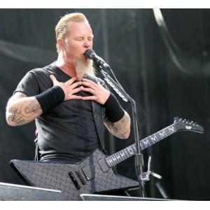 James Hetfield (Metallica) - Metal Explorer