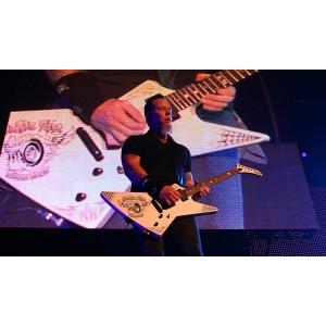 James Hetfield (Metallica) - Papa Het Explorer