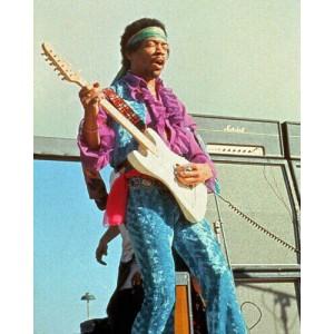 Jimi Hendrix - Woodstock Stratocaster