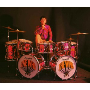 Keith Moon (The Who) - Spirit of Lily
