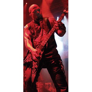 Kerry King (Slayer) - V Tribal
