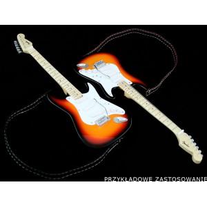 Pasek do miniaturki gitary