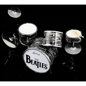 Ringo Starr (The Beatles) - Ludwig