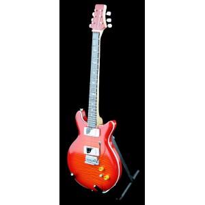 Carlos Santana - PRS (Czerwony)