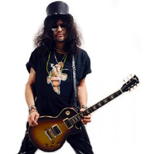 Slash (Guns n' Roses) - Aged Les Paul