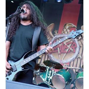 Tom Araya (Slayer) - Bass