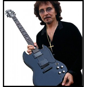 Tony Iommi (Black Sabbath) - SG Cross