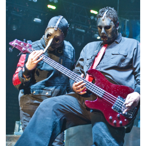 Paul Gray (Slipknot) - Signature Bass