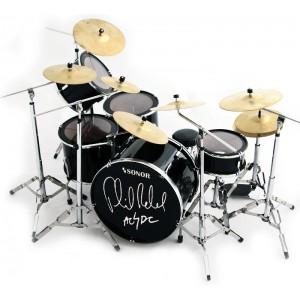 Phil Rudd (AC/DC) - Signature