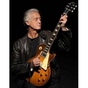 Jimmi Page (Led Zeppelin) - Les Paul