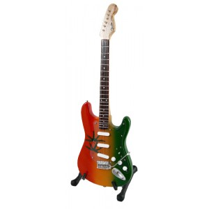 Bob Marley - Marijuana Stratocaster