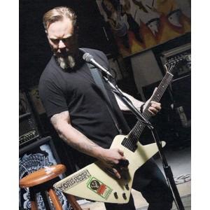 James Hetfield (Metallica) - More Beer